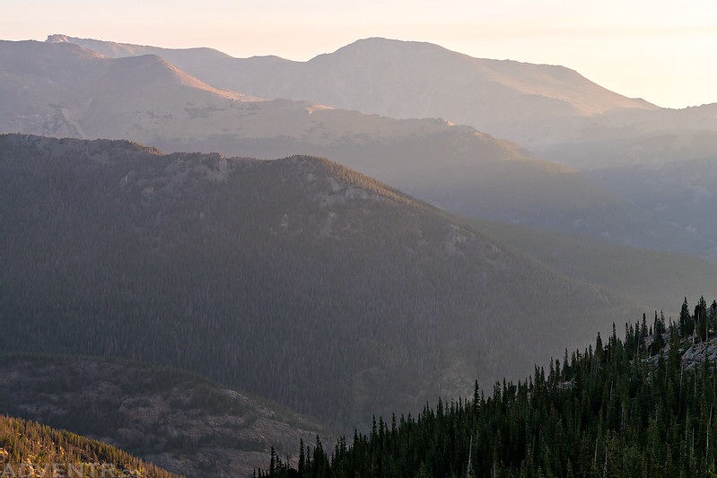 Hazy Ridges