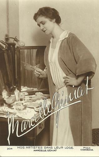 Marcelle Géniat