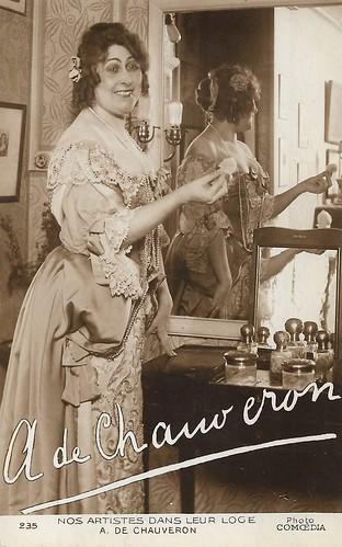 Andrée de Chauveron