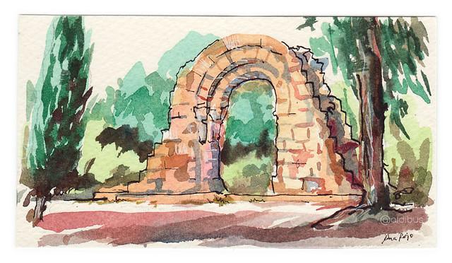 Ruinas de San Pelayo