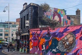 THE BERNARD SHAW AND NEARBY [PHOTOGRAPHED SEPTEMBER 2015]-155692