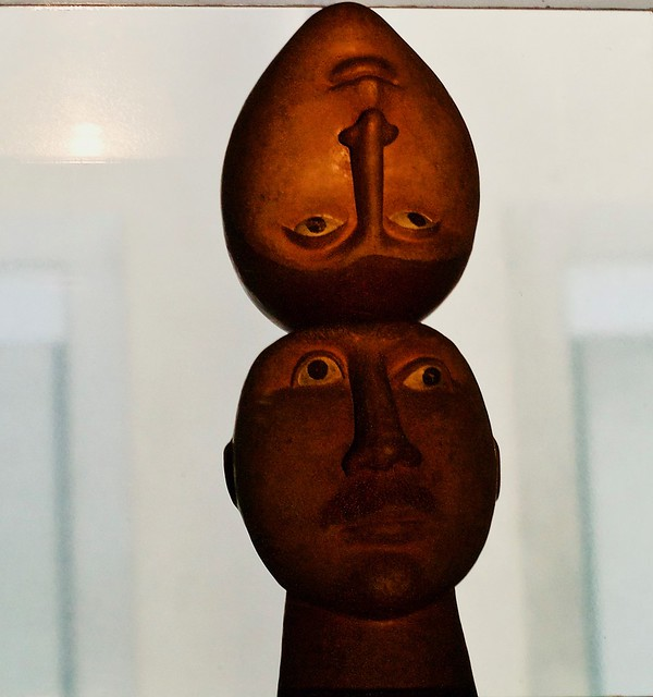 Two Heads(1953) - Jorge Vieira (1922-1998)