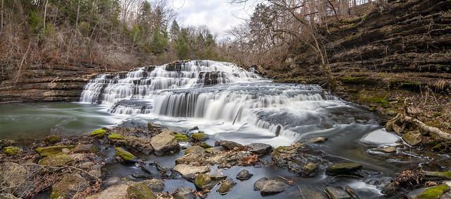 Little Falls, Burgess Falls SP, Putnam County, Tennessee 3