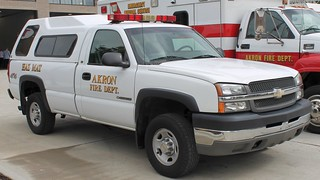 Akron Fire Department Hazmat Chevrolet 2500HD | by Seluryar