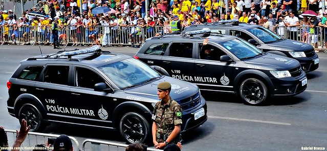 PMDF - Desfile de 7 de Setembro de 2019