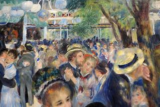 Renoir, Ballo al Moulin de la Galette