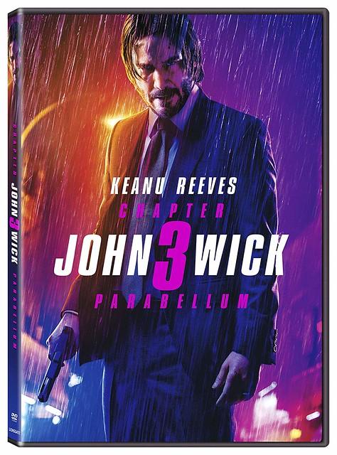 JohnWickChapter3DVD
