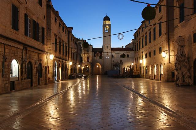 Stradun - Dubrovnik, Croatia