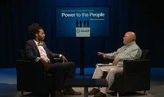 Jim Gearhart and Corbin on Power to the People