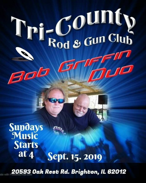 Bob Griffin Duo 9-15-19