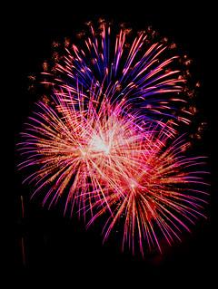 Set of Fireworks #2