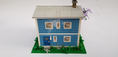 Two-story Ranch House
