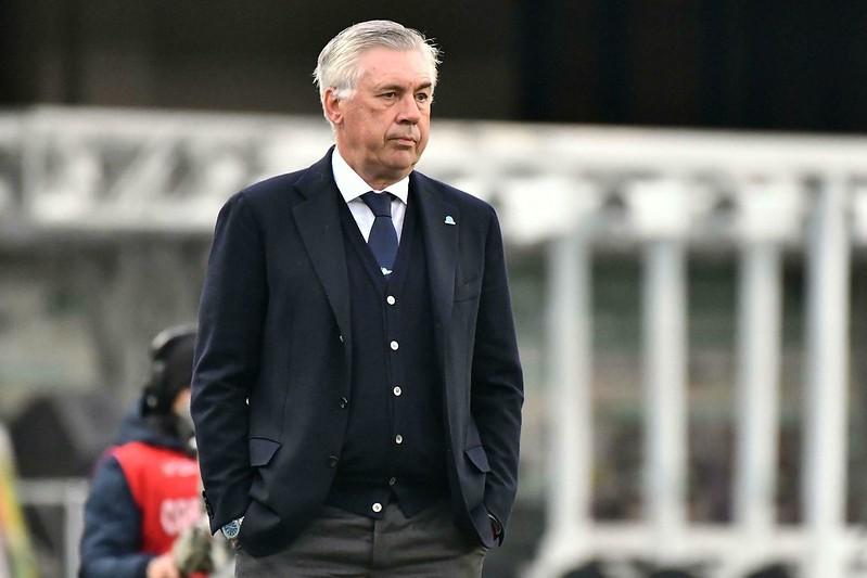 Carlo Ancelotti。(達志影像資料照)