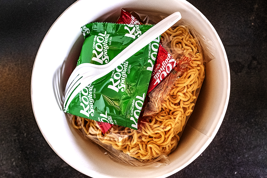 Cung Dinh's Kool Spaghetti--Ea Kly 2