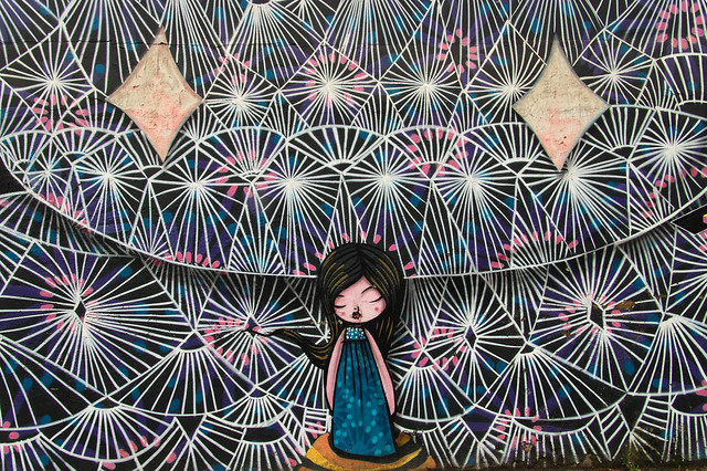 Rafaela Monteiro a.k.a. RAFA MON Street Art