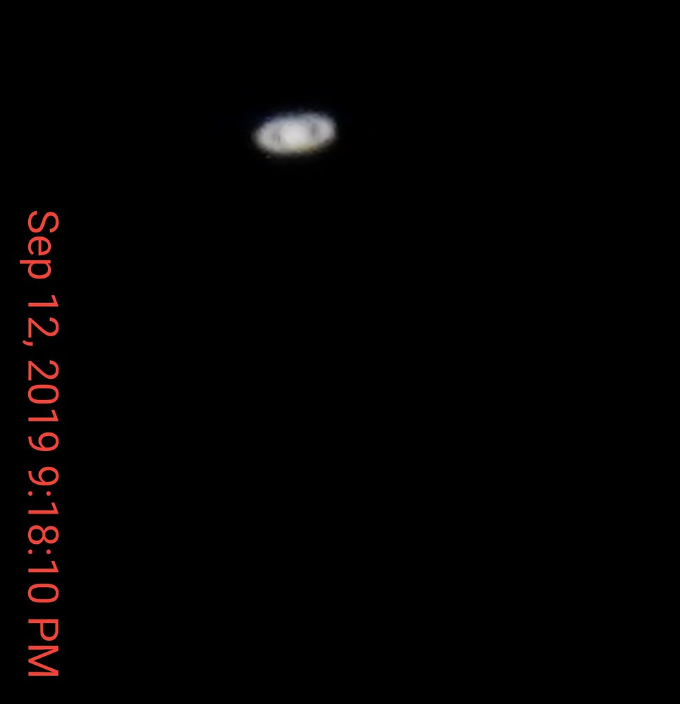 Saturn 9-12-2019