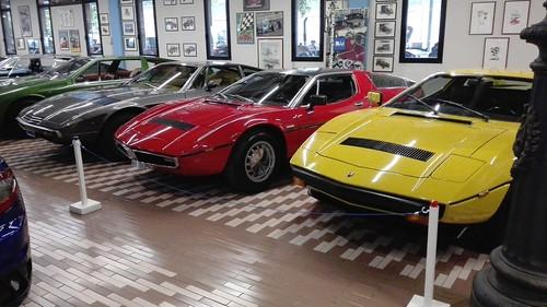 Tris Maserati by Panini Collection