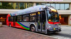 WMATA Metrobus 2016 New Flyer Xcelsior XE40 #1001 by MW Transit Photos
