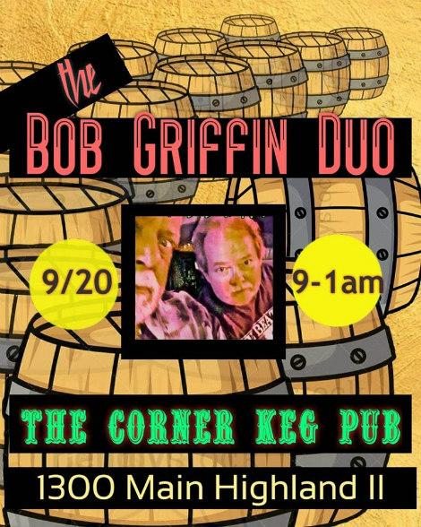 Bob Griffin Duo 9-20-19