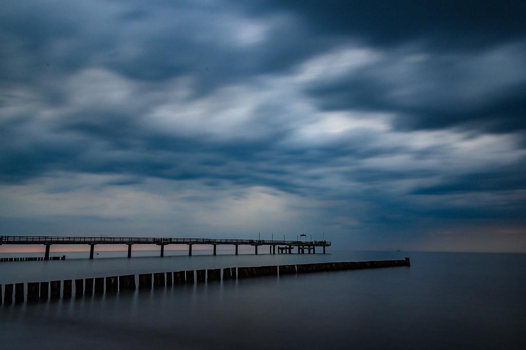Pier Batlic Sea Heiligendamm - 4153