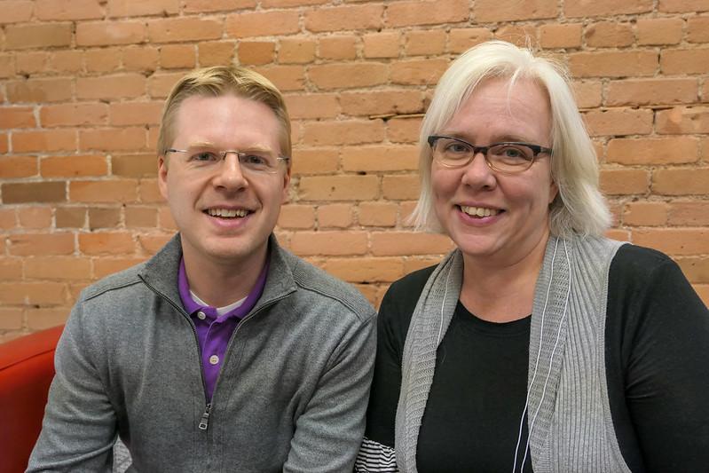 Mack & Karen, Taproot Edmonton