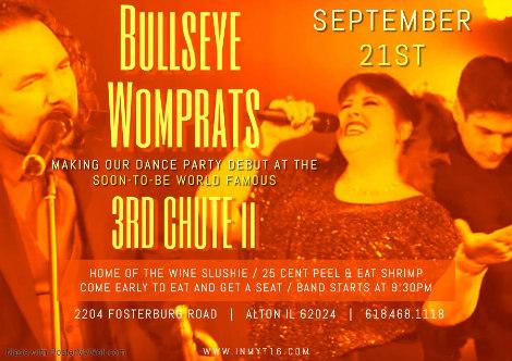 Bullseye Womprats 9-21-19