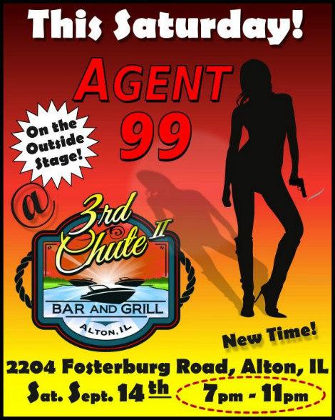 Agent 99 9-14-19