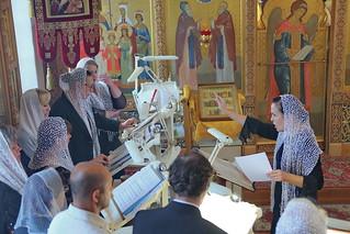 12.09.2019 | Престольный праздник в храме А. Невского