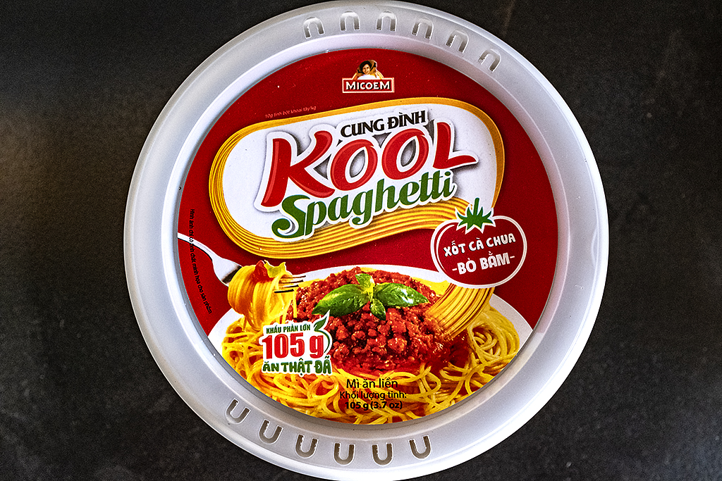 Cung Dinh's Kool Spaghetti--Ea Kly 3