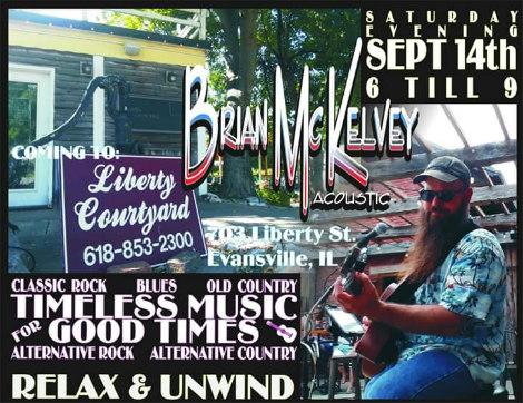 Brian McKelvey 9-14-19