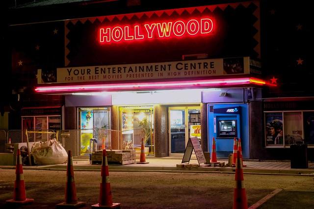 Neon - Hollywood Theatre - Sumner Christchurch NZ Scavenger9