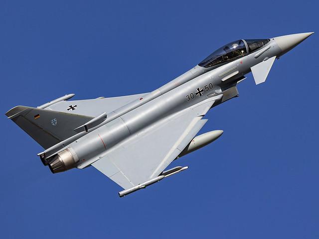 Luftwaffe | Eurofighter EF-2000 Typhoon S | 30+50