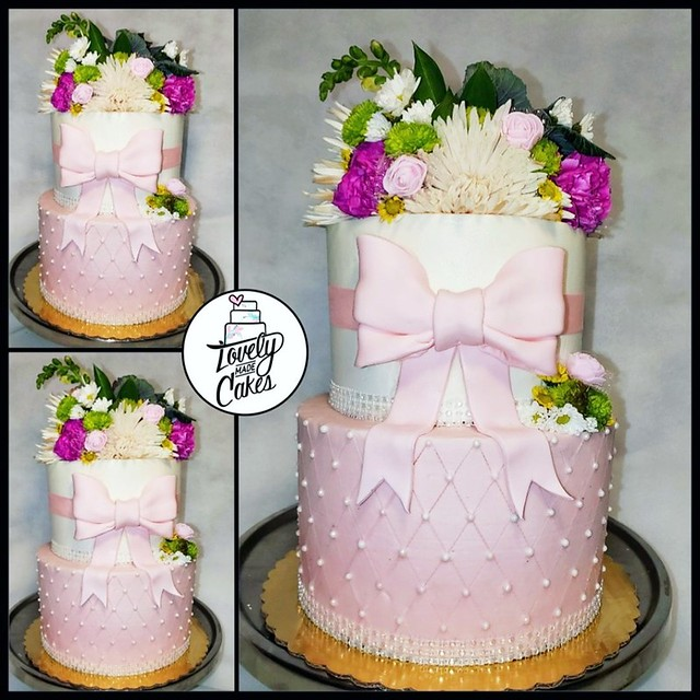 Cake by Lovely Made Cakes