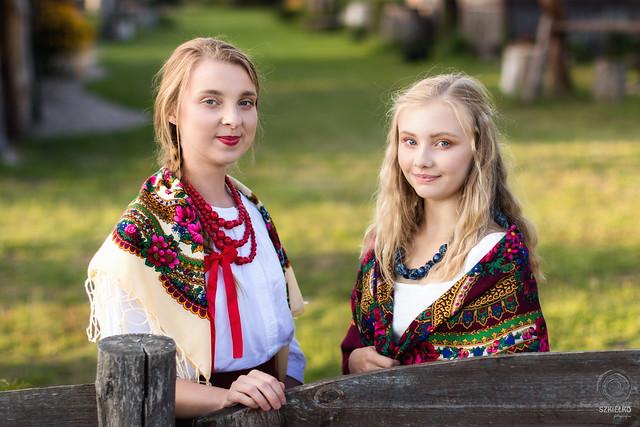 Agnieszka & Ewelina. A very special photoshoot...