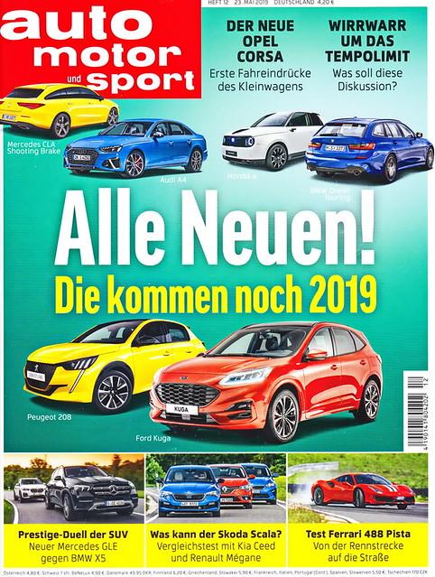 auto motor und sport 12/2019