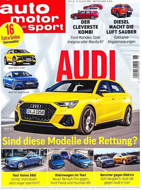 auto motor und sport 18/2019