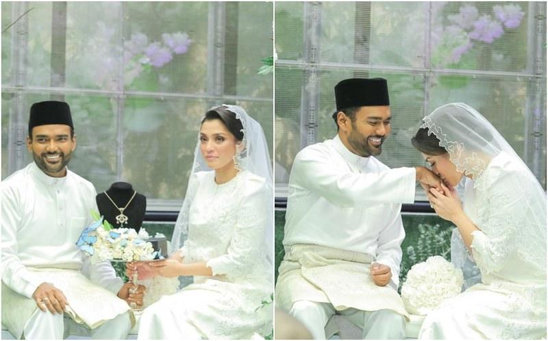 rizman-kahwin