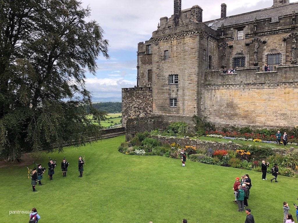 Castillo de Stirlling