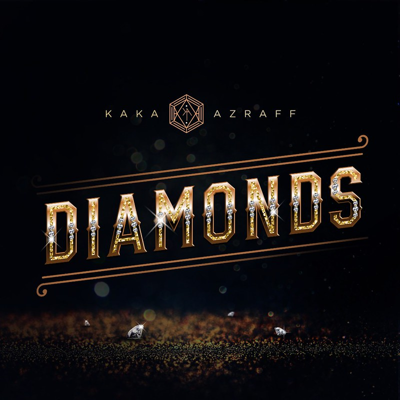 Cover Art - Diamonds (Kaka Azraff)