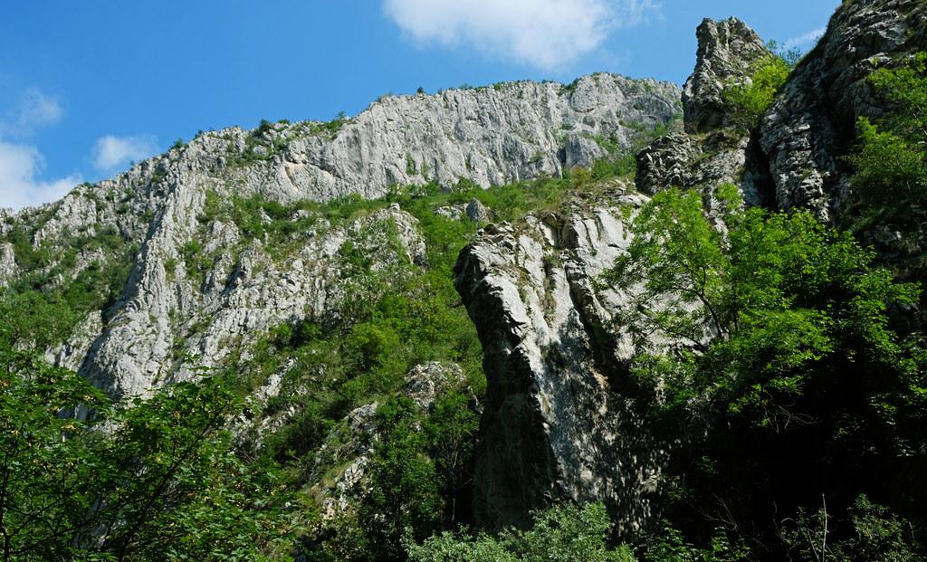 Turda Gorge, Transylvania, Romania