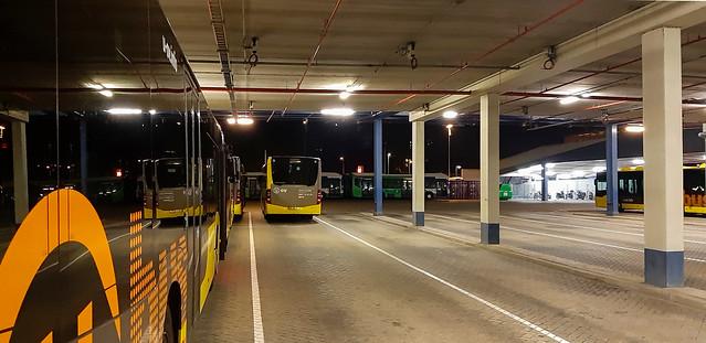 de bus garage, Utrecht