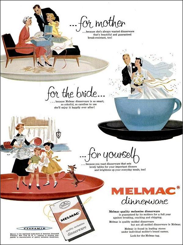 Melmac 1956