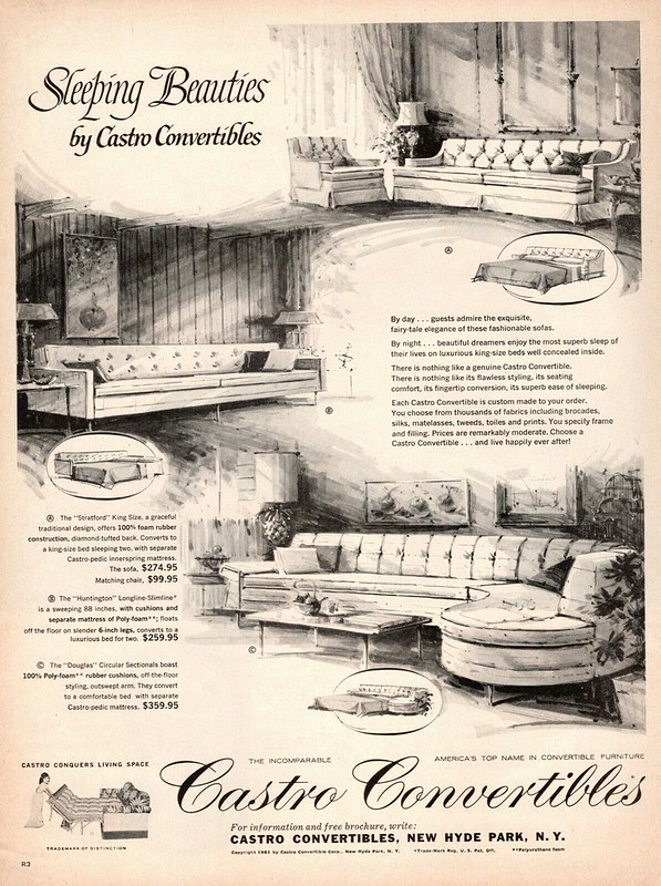 Castro Convertibles 1961