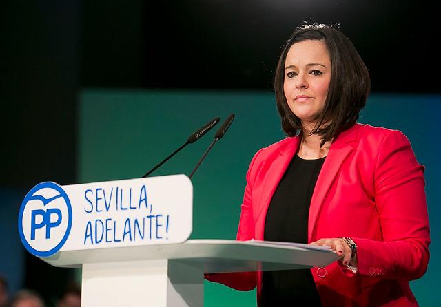 Virginia Pérez - PP de Sevilla