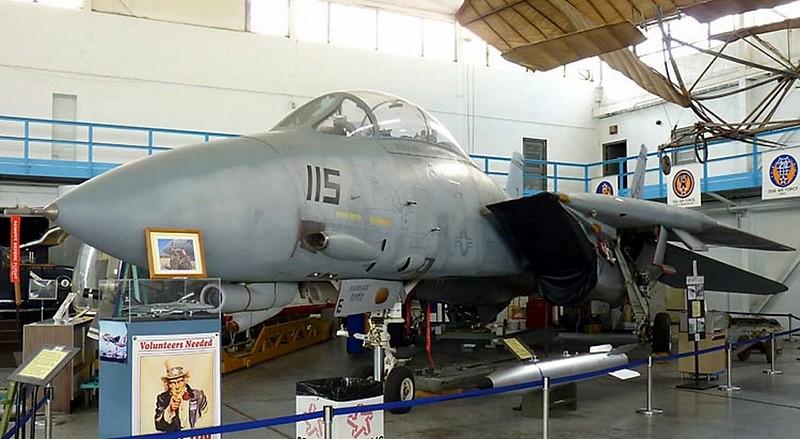 Theorie F-14 Tomcat 1