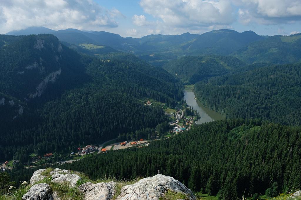 Kis-Cohard peak, Transylvania, Romania