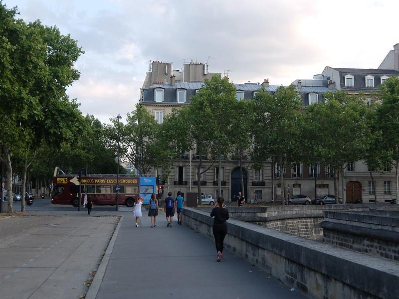 Париж - Бульвар Инвалидов