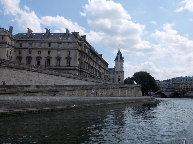 Париж - Остров Сите