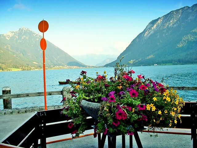 Autriche, le Tirol le Lac Achensse