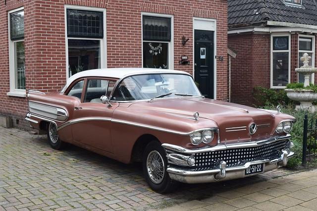 1958 Buick Type 43 Special 2-deurs Sedan